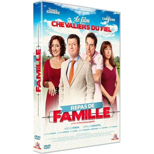 Repas de Famille Le film des Chevaliers du Fiel : Francis Ginibre, Eric Carriere, Noëlle Perna, Lorella Cravotta