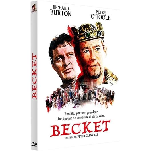 Becket : John Gielgud, Peter O'toole...