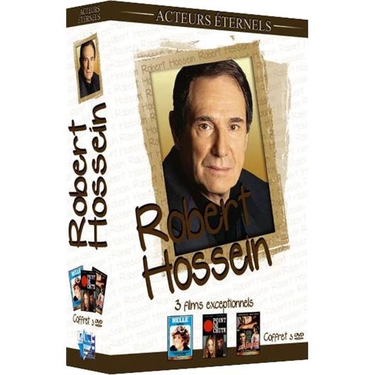 Robert Hossein : Coffret 3 DVD - Acteurs éternels