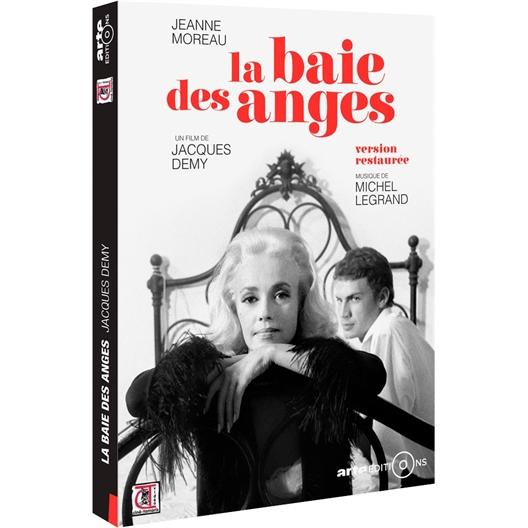 La baie des anges : Jeanne Moreau, Claude Mann, Henri Nassiet