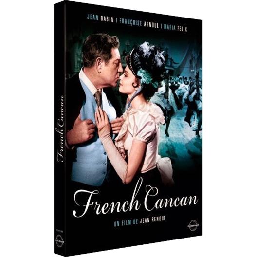 French Cancan : Gabin