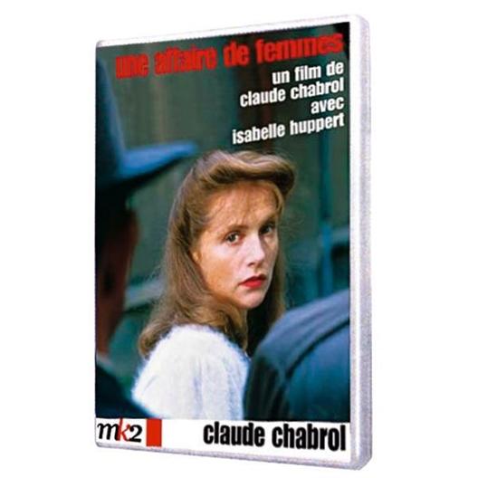 Une affaire de femmes : Huppert, Cluzet, Tavernier, Trintignant
