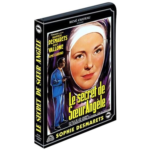 Le secret de sœur Angèle : Raf Vallone, Sophie Desmarets…