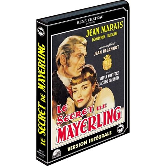 Le secret de Mayerling : Jean Marais, Dominique Blanchar…