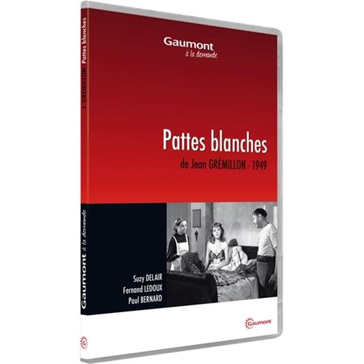 Pattes blanches : Suzy Delair, Fernand Ledoux…