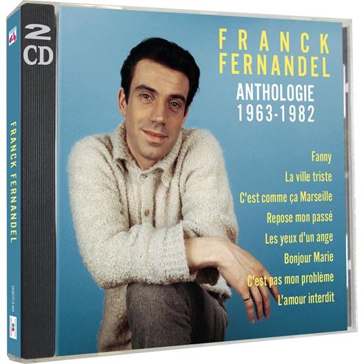 Franck Fernandel : Anthologie 1963-1982