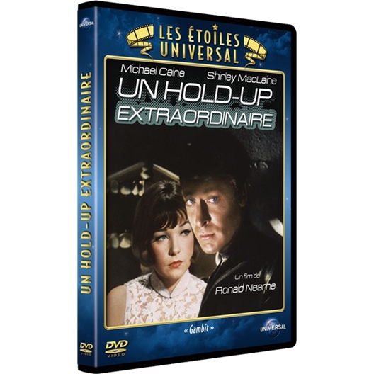 Un hold up extraordinaire : Shirley MacLaine, Michael Caine…