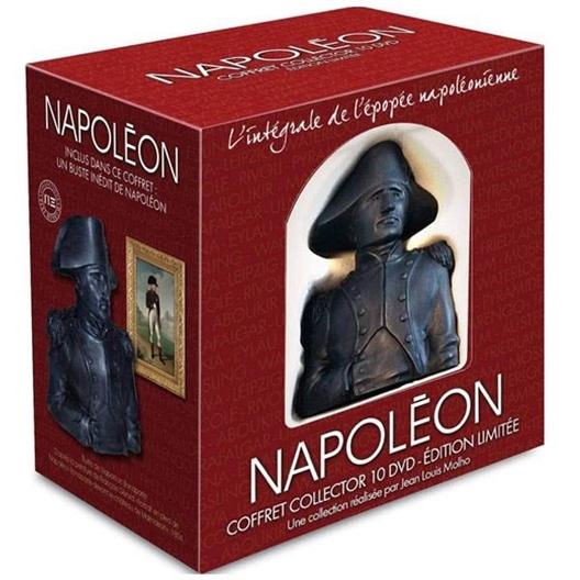 Napoléon, l'intégrale de l'épopée