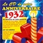 Le CD de votre anniversaire : 1932 (CD)