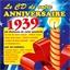 Le CD de votre anniversaire : 1939 (CD)