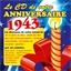 Le CD de votre anniversaire : 1943 (CD)