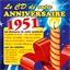 Le CD de votre anniversaire : 1951 (CD)