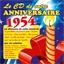 Le CD de votre anniversaire : 1954 (CD)