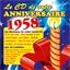Le CD de votre anniversaire : 1958 (CD)